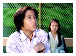 孤独だった少年時代のウェイイー|Silence〜深情密碼〜|台湾ドラマ