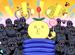ニニンがシノブ伝 第2話 忍者、花見で浮かれるの巻 / 忍、楓とデートするの巻