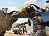 超ロボット生命体 トランスフォーマー プライム 第18話 密着変形!?磁力タッグマッチ