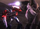 超ロボット生命体 トランスフォーマー プライム 第23話 一撃変形!オプティマスプライムVSメガトロン