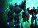 超ロボット生命体 トランスフォーマー プライム 第25話 両雄変形!最強コンビ誕生