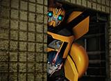 超ロボット生命体 トランスフォーマー プライム 第38話 奪回変形!大都会・地下の戦い