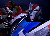 超ロボット生命体 トランスフォーマー プライム 第49話 舞空変形!決死のスカイダイブ