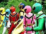 ����û�BB��POWER RANGERS MYSTIC FORCE��