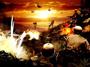 ベトナム激戦史1967−攻防ケサン基地-