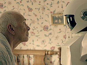 素敵な相棒 フランクじいさんとロボットヘルパー