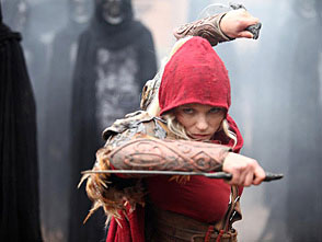 ウィッチヴィル 深紅の女王と戦士たち