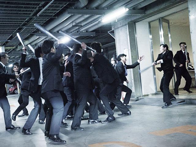 『裏社会の男たち 最終章』裏切りや悲しみの先に待つ衝撃の結末…裏社会に生きる男たちの生き様がここに刻まれる!!