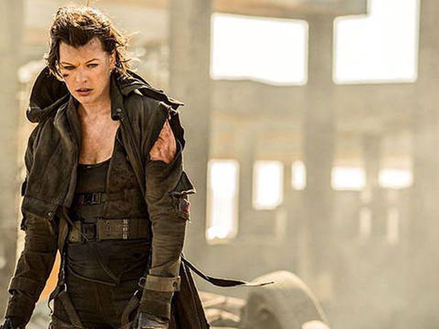 『バイオハザード ザ・ファイナル』シリーズ最終作!人類滅亡まで48時間……すべては彼女に託された。