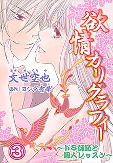 欲情カリグラフィー〜ドS師範と個人レッスン〜