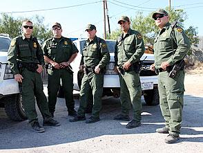 メキシコ国境警備最前線5