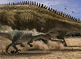 ウォーキング WITH ダイナソー スペシャル:伝説の恐竜ビッグ・アル 第2話