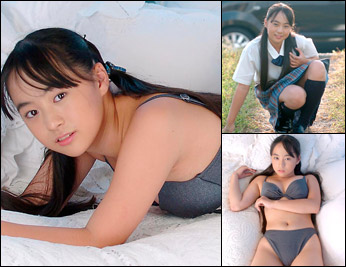 制服日和 秘密の放課後編 まお12歳 小林万桜写真集