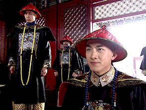 宮廷女官 若曦(じゃくぎ) 第33話 「さらば 紫禁城」