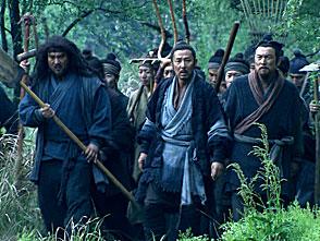 項羽と劉邦 第4話 「水源抗争」 (日本語吹替版)