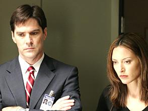 """クリミナル・マインド/FBI vs. 異常犯罪 シーズン1 第7話 一家惨殺事件 """"FOX, THE"""""""