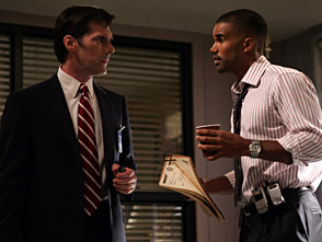 """クリミナル・マインド/FBI vs. 異常犯罪 シーズン1 第9話 テキサス列車ジャック """"DERAILED"""""""
