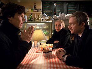 SHERLOCK / シャーロック シーズン3 第1話 「空(から)の霊柩(きゅう)車」 / The Empty Hearse