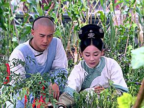 宮 パレス2 〜恋におちた女官〜 第29話 憐児を守るため