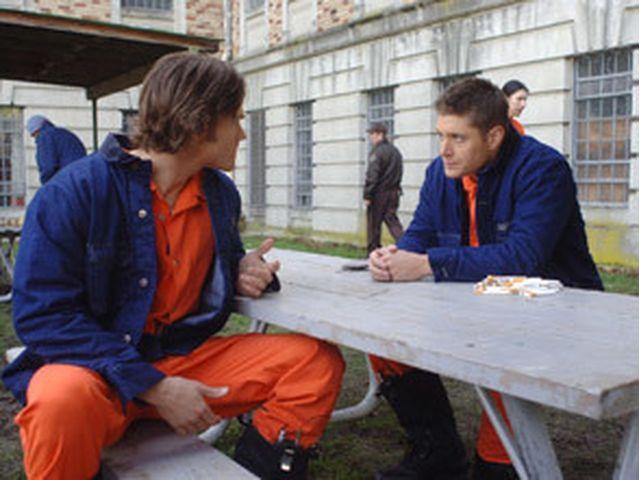 スーパーナチュラル シーズン2 第19話 Folsom Prison Blues / 脱獄