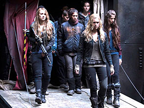 THE 100 / ハンドレッド 第13話 WE ARE GROUNDERS - PART II