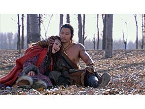 岳飛伝 THE LAST HERO 第3話 周先生、徒に授ける