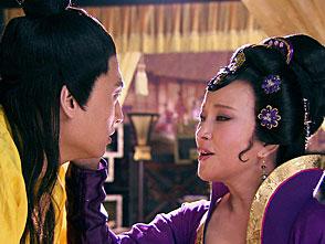 武則天 秘史 第23話「母と息子」