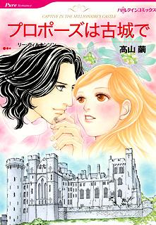 プロポーズは古城で