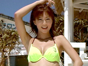 【楽天VIDEO 会員は無料】 安田美沙子「みちゃ!Summer Vacation」(sample)