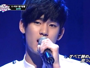 M COUNTDOWN (2014年1月23日放送分)