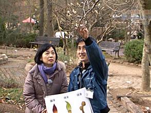 手づくり花づくり #1008『冬の植物を観察する』