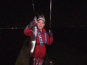 関西発!海釣り派 その81「タチウオシーズン到来!武庫川一文字で目指せメーターオーバー」
