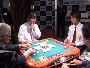 第三回麻雀トライアスロン #2 決勝2回戦〜半荘戦〜