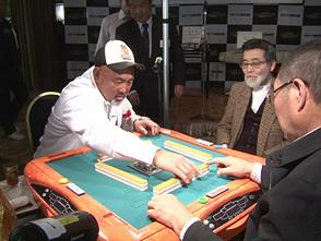 第三回麻雀トライアスロン #5 予選〜三人麻雀戦〜