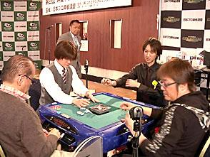第四回麻雀トライアスロン #5 予選〜半荘戦〜