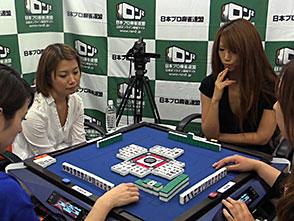 第11期プロクイーン決定戦 10回戦(二階堂×手塚×豊後×和久津)