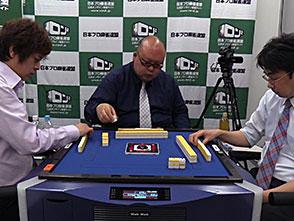 三麻エンペラー新鋭プロ編 予選C卓 最終戦