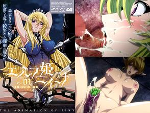 エルフ姫ニィーナ Vol.01 〜淫城に囚われし麗姫〜