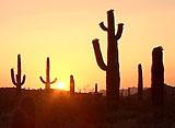 絶景!世界の夕景 アリゾナ州