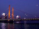 東京リバークルーズ 吾妻橋〜清洲橋周辺