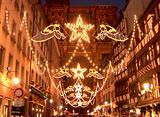 クリスマス街道 フランス〜ストラスブール〜