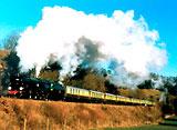 ちょっと贅沢!欧州列車旅行 オリエント急行で巡る鉄道発祥の地・英国