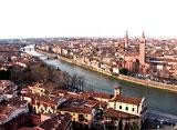 ちょっと贅沢!欧州列車旅行 ロミオとジュリエット バラ色の中世の街・ヴェローナ