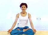 効くコレ! ヨガ #1 ヨガ基礎&体を癒す〜自分の呼吸に集中する〜