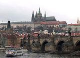 世界遺産のクリスマス プラハ