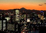 東京高層夜景 丸ビル