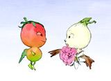 やさいのようせい N.Y.SALAD 第2シーズン 第4話 プチトマトの誕生日