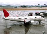 THEフライト 翼の時間 JAL エンブラエル170