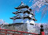 日本の名城を訪ねて 弘前城