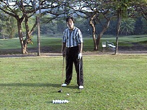 坂田信弘「ゴルフ進化論」 第2章 基本上達編 Part.1 ティショット他